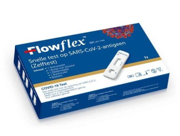 acon flow flex corona sneltest